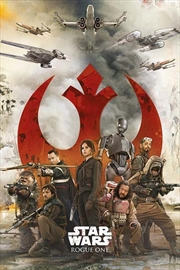 Star Wars Rogue One Rebels