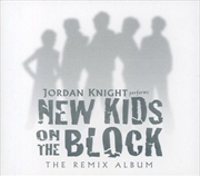 New Kids On The Block Remix Album