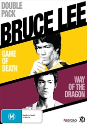 Bruce Lee Double Pack 2 | DVD
