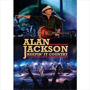 Keepin' It Country - Live At Red Rocks | DVD