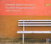 Bach- The Well Tempered Clavier | CD
