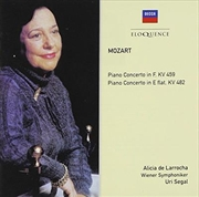 Mozart- Piano Concertos Nos19 and 22 | CD