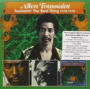 Toussaint- The Real Thing 1970-1975