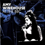 Amy Winehouse At The BBC | CD/DVD