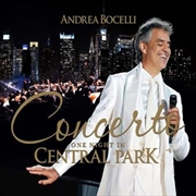 Concerto- One Night In Central Park