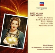 Birgit Nilsson Sings Wagner | CD