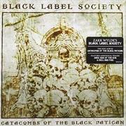 Catacombs Of The Black Vatican | CD