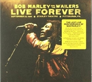 Live Forever- The Stanley Theatre, Pittsburgh, Pa, September 23, 1980 | CD
