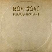 Burning Bridges   CD