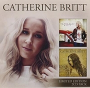 Catherine Britt / Always Never | CD