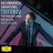 Rachmaninov Variations | CD