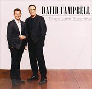 David Campbell Sings John Bucchino | CD