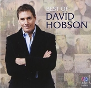 Best Of David Hobson | CD