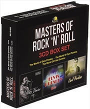 Masters Of Rock N Roll | CD