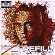 Relapse- Refill | CD