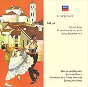El Amor Brujo/El Sombrero Del Tres Picos | CD