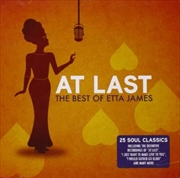 At Last - The Best Of Etta James | CD