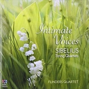 Intimate Voices – Sibelius String Quartets | CD