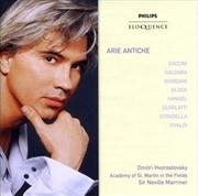 Arie Antiche   CD