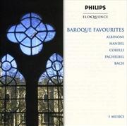 Albinoni, Pachelbel, J.s. Bach Et.al.
