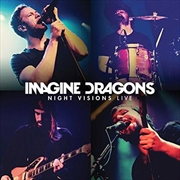 Night Visions Live | CD/DVD