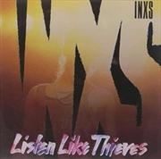 Listen Like Thieves | CD