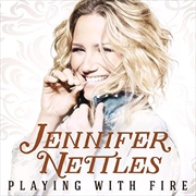 Playing With Fire | CD