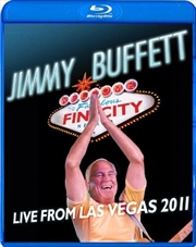 Welcome To Fin City / Live From Las Vegas Oct 2011 | Blu-ray/CD