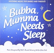 Bubba Mumma Needs Sleep | CD