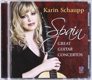 Great Guitar Concertos From Spain