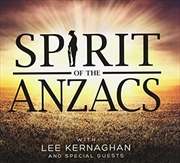 Spirit Of The Anzacs | CD
