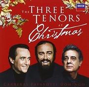 Three Tenors At Christmas | CD