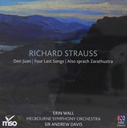 Don Juan / Four Last Songs / Also Sprach Zarathustra | CD
