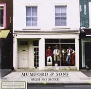 Sigh No More | CD