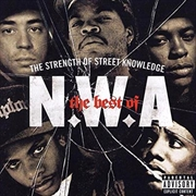 Best Of N.w.a- The Strength Of Street Knowledge | CD
