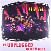 Mtv (logo) Unplugged In New York