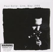 Live May 1992 | CD