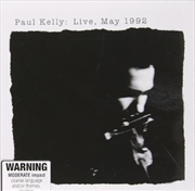 Live May 1992