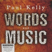 Words and Music | CD