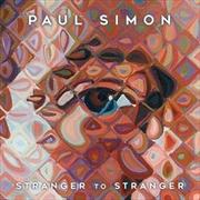 Stranger To Stranger | CD