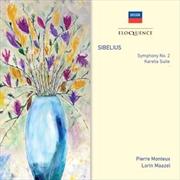 Symphony No2, Karelia Suite   CD