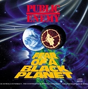 Fear Of A Black Planet | CD