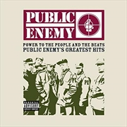 Power To The People And The Beats- Public Enemy's Greatest Hits | CD