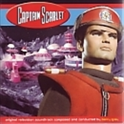 Captian Scarlet | CD