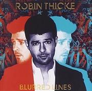 Blurred Lines   CD