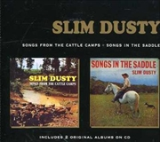 Songs From The Cattle Camps/Songs In The Saddle | CD