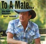 Slim Dusty Remembers Mack Cormack   CD