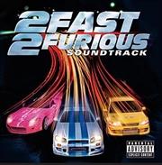 2 Fast 2 Furious | CD