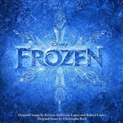 Frozen- Music From The Motion Picture
