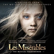 Les Misérables- Highlights From The Motion Picture Soundtrack | CD